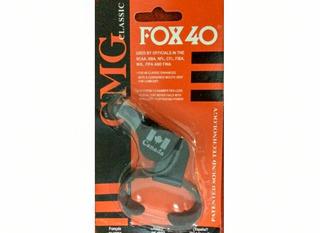 Silbato Fox 40 Agarre De Dedo Arbitro Deportivo Finger Grip