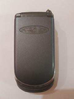 Celular Motorola Vulcan V8160 P/ Coleção Ou Peças S/ Tampa