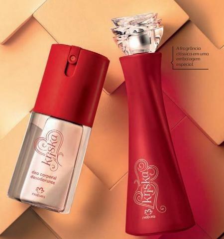 Kit Kriska Tradicional Perfume + Deo Corporal 100ml