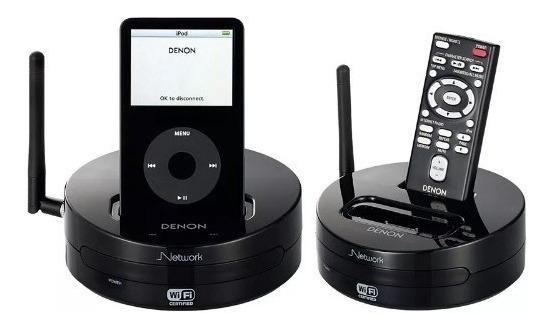 Dock Station Wifi Para iPod - Asd-3w