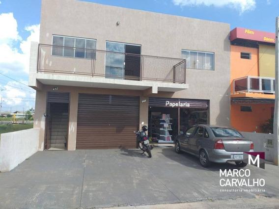 Salão À Venda, 250 M² Por R$ 595.000,00 - Maracá Ii - Marília/sp - Sl0014