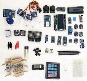 Arduino Nano Micro Sensores Modulos Ultrasonico Matriz Rfid