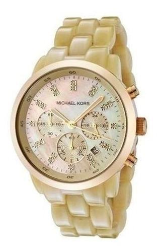 Relógio Michael Kors Mk5217 Madrepérola Caixa