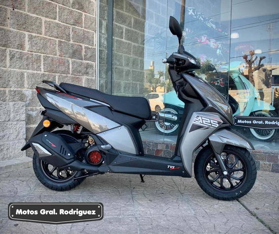 Tvs Ntorq-scooter-smart Connect-motos Gral.rodriguez