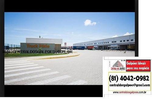 Imagem 1 de 1 de Galpão Para Locação Em Recife - 64con_2-932842