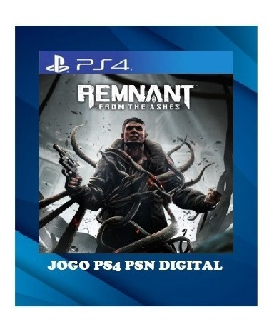 Remnant From The Ashes Ps4 Psn 1 Legendas Em Português