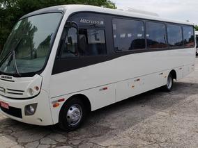 Micro Ônibus Busscar Micruss 24 Lugares Mbb Com Ar Cond.