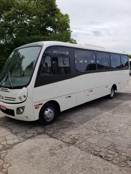 Micro Ônibus Busscar Micruss 28 Lugares Mbb Com Ar Cond.