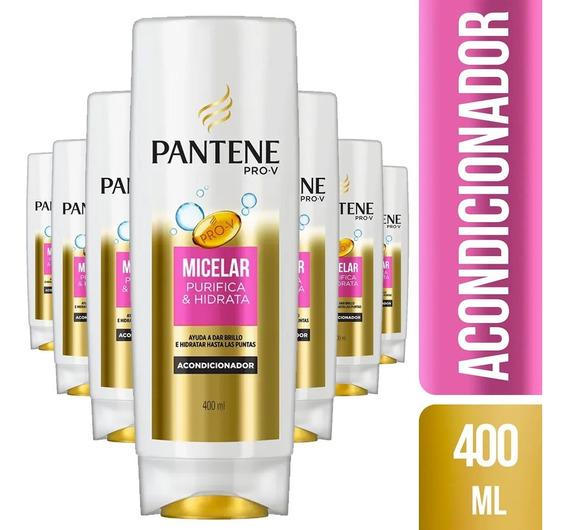 Pack De 6 Acondicionador Micellar Purifica & Hidrata 400ml