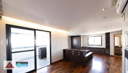 Imagem 1 de 24 de Apartamento Com 3 Suítes - Mooca - São Paulo/sp - Ap6669