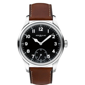 Relogio Montblanc 1858 Manual Small Second