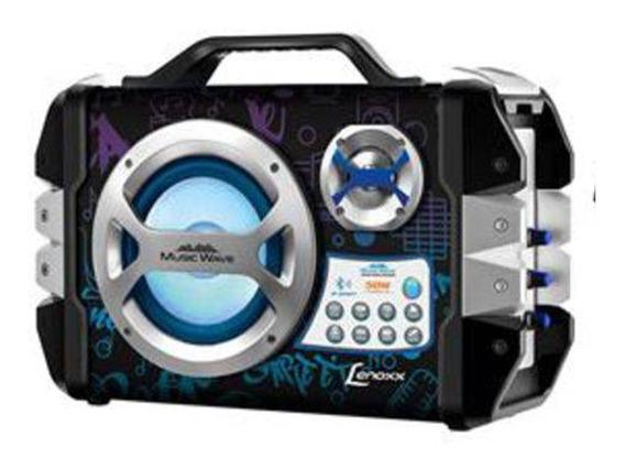 Caixa De Som Amplificadora Lenoxx Music Wave Ca-323 Bivolt