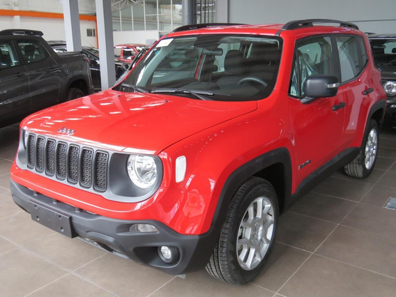 Renegade Sport Plus 1.8l At