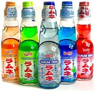 Ramune Paquete Surtido De Soda Japonesa Shirakiku Varios Sa