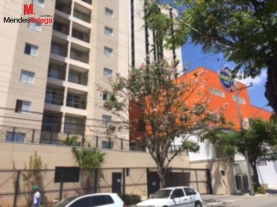 Sorocaba - Ed.altos Do Campolim - 2 Dormitórios Mobiliado - 200701
