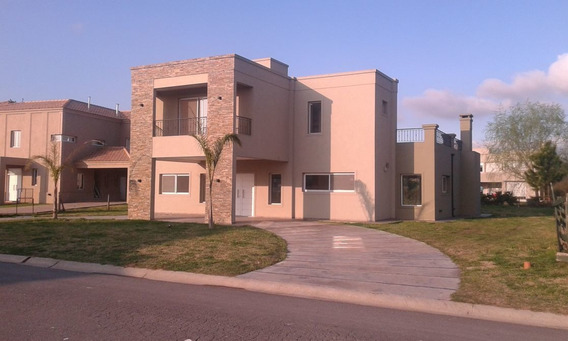 Alquiler Casa 5 Ambientes En Canning Don Joaquin