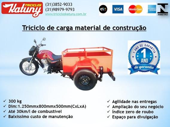 Triciclo De Carga Cacamba