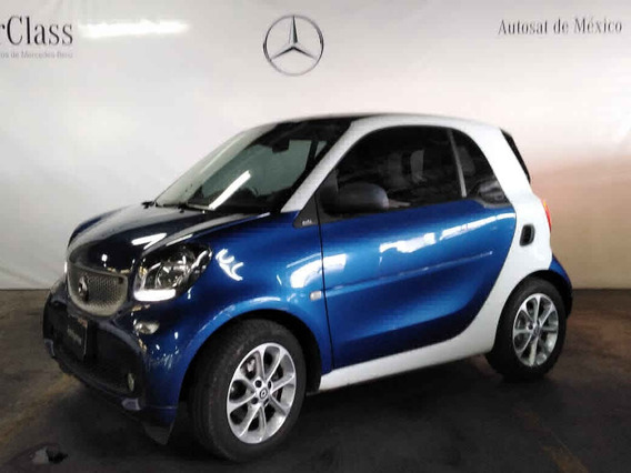 Smart Fortwo 2018 3p Passion Turbo