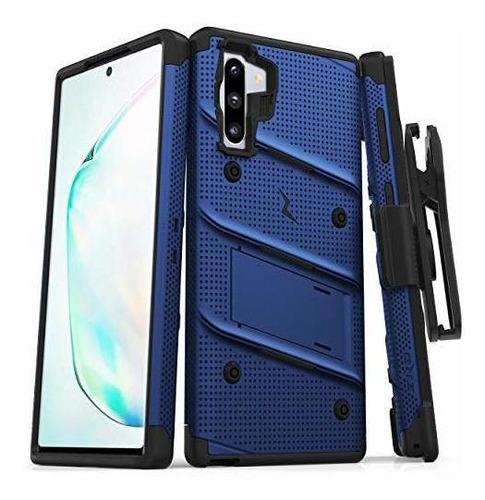 Serie Zizo Bolt Funda Para Samsung Galaxy Note 10 Resistenci