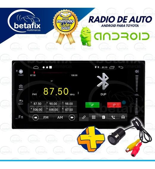 Radio Android Toyota Universal 8 P 4gps Wifi 2usb Betafix Ec