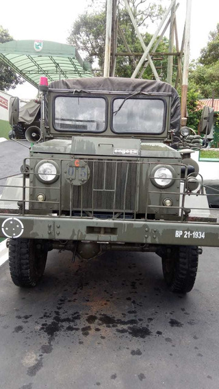Caminhão Militar 6x6 Engesa