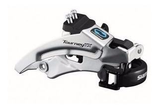 Descarrilador Shimano Tourney Tx800 7/8 Velocidades