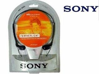 Kit Com 3 Fones De Ouvido Sony Mdr-w 8 Novo Com Nfe