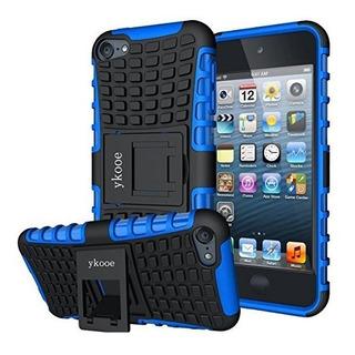 iPod Touch Caso 5, 6 Toque La Caja, Ykooe La Caja Protectora