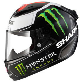 Capacete Tricomposto Shark Race R Pro Lorenzo Monster Novo