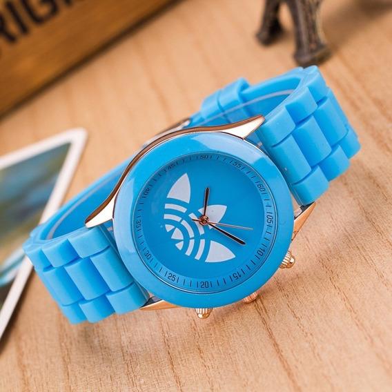 Relógio adidas Feminino Diversas Cores Colorido Azul