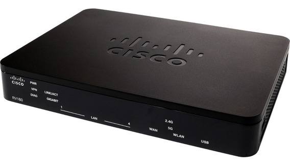 Router Cisco Rv160-k9-ar Cisco Rv160 Vpn Smb