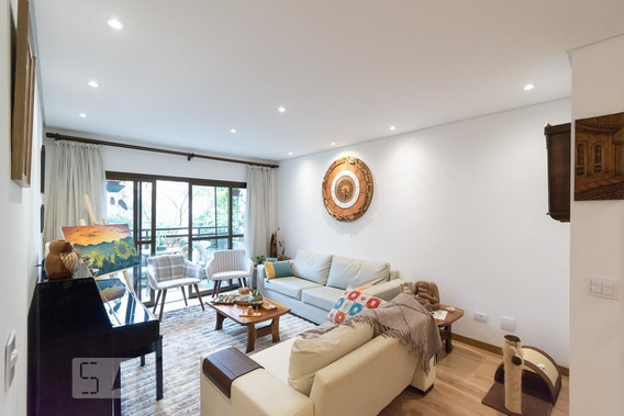 Apartamento No 1º Andar Com 4 Dormitórios E 2 Garagens - Id: 892959129 - 259129