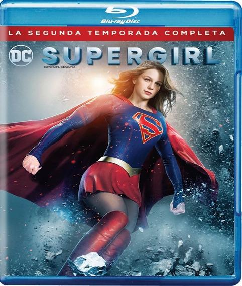 Supergirl. Temporada 2 [blu-ray]