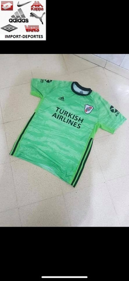 Camiseta River Armani Verde 2019