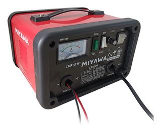 Cargador Baterias 12/24v 30a C/autostop Miyawa - Pintolindo