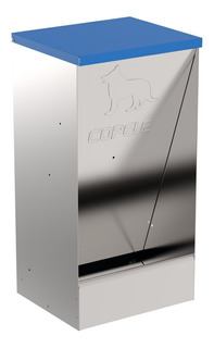 Alimentador Dispensador Automático Comida Alto Volumen 50l