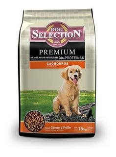 Dog Selección Premium Cahorro X 15 Kg Eft $1325
