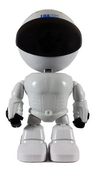 Camera Ip Robo Visao Noturna Wireless Wifi Sem Fio Full Hd