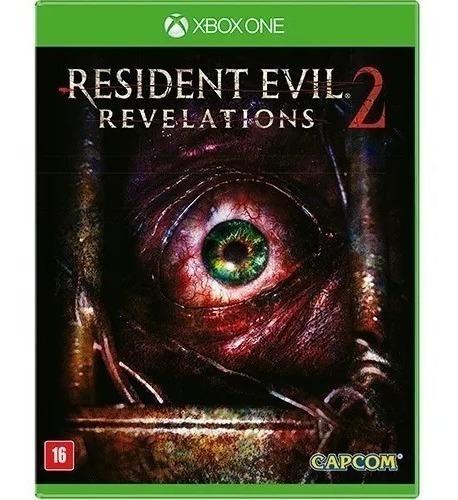 Resident Evil Revelations 2 Xbox One - Mídia Física Lacrado