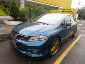 Honda Civic Exl 1.8 At Sedan Full Equipo