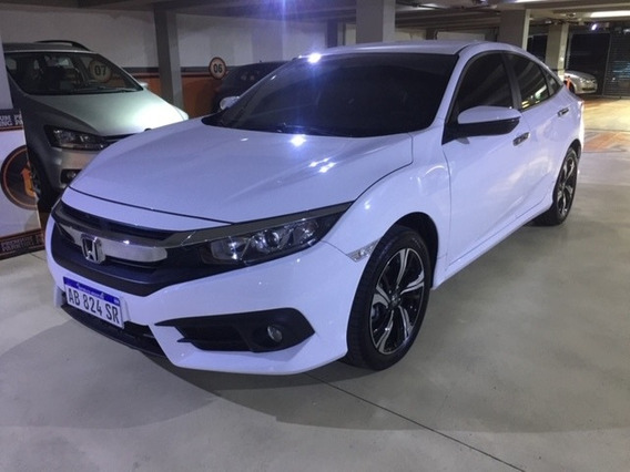 Honda Civic Exl 2017 Unico Dueño Impecable....
