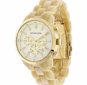 Relógio Michael Kors Perola