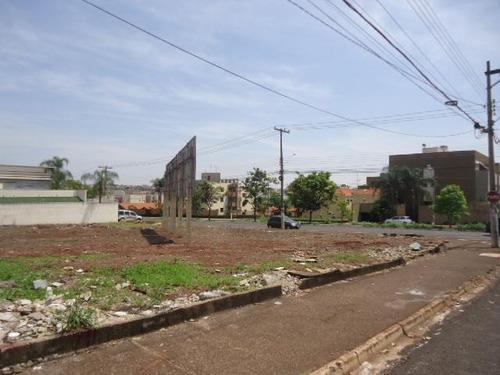 Terreno Comercial Para Locação, Jardim Califórnia, Ribeirão Preto. - Te1206