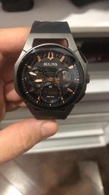 Relógio Bulova Cuv Usado Apenas 1 Vez Sem Nenhum Detalhe