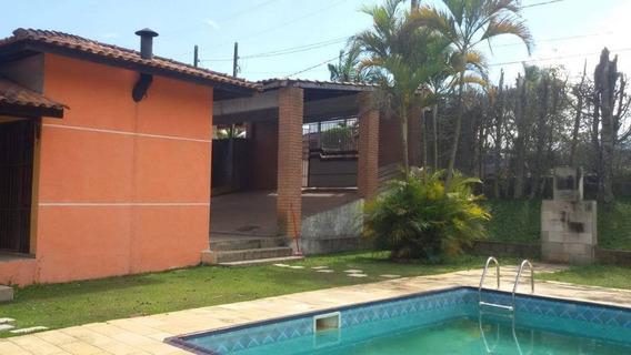 Chácara Com 3 Dormitórios Para Alugar, 1000 M² Por R$ 1.400,00/mês - Do Carmo - São Roque/sp - Ch0206