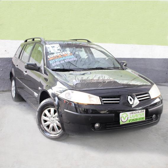 Renault Megane 2.0 Dynamique Grand Tour 16v 2012