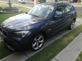 Bmw X1 3.0 Xdrive 25ia Top Line At Con Sistema Navegacion