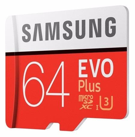 Samsung Micro Sdxc 64gb 100mb/s Sd Sdhc Galaxy S4 S5 S6 S7