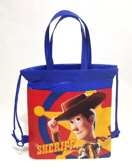 Bolsas Dulceros Fiestas Toy Story Woody 30 Pzas Recuerdos