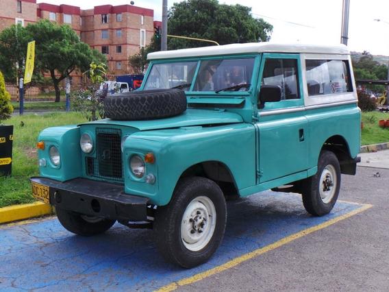 Land Rover Santana Mt 2200 Cc Sa